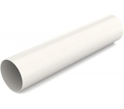 Труба водосточная Bryza 90 мм (белый)