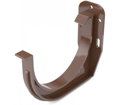 Кронштейн ривны водосточной Bryza 125 мм (коричневый)