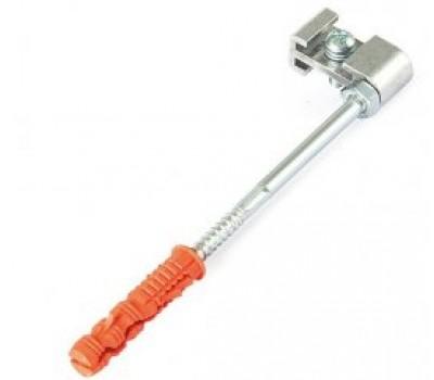 Крюк для хомута водосточного Bryza 120 мм