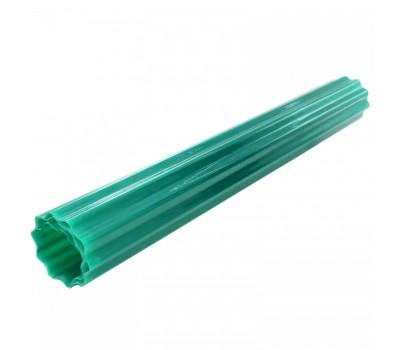 Шифер прозрачный Волнопласт гофрированный 1,5 x 20 м (зелёный)