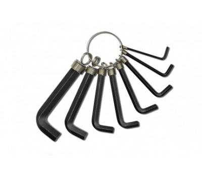 Набір ключів імбусових Favorit 2-14 мм (10 шт)