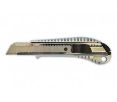 Ніж Favorit зміцнений металевий (18 мм)