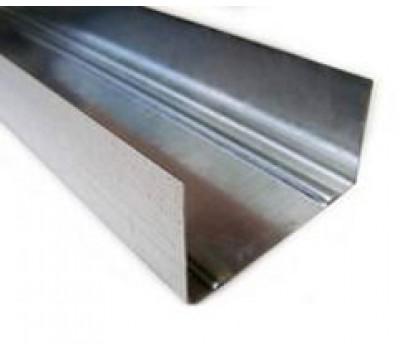Профиль для гипсокартона UW 100/40 мм 0.45 мм 3 м