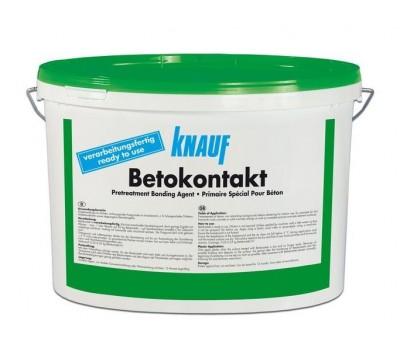 Грунтовка адгезионная Knauf Бетоконтакт розовая (20 кг)