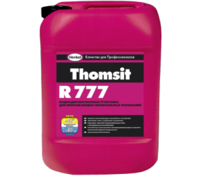 Грунтовка дисперсионная Thomsit R777 (10 кг)
