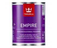Фарба для меблів Tikkurila Empire А (0,9 л)