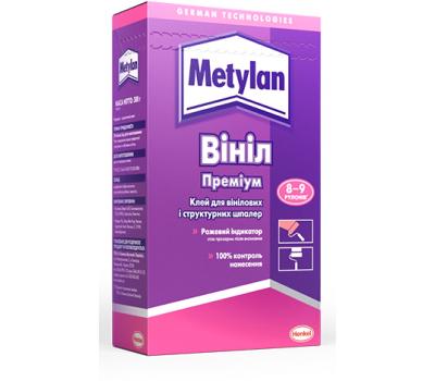 Клей Metylan Вініл Преміум для шпалер 300 г