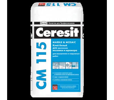 Клей для плитки Ceresit CM 115 (25 кг)