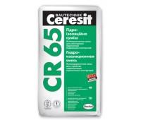 Смесь гидроизоляционная Ceresit CR 65 (25 кг)