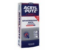 Шпаклевка Sniezka Acryl-Putz Start (20 кг)