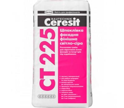 Шпаклевка Ceresit CT 225 25 кг (серая)
