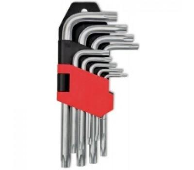Набор ключей TORX Technics Т10 - Т50 (9 шт)