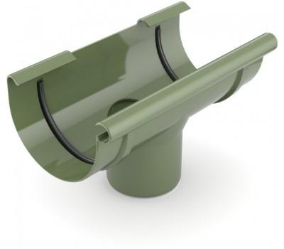 Лейка водосточная Bryza 125/90 мм (зеленый)