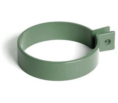 Хомут водосточный Bryza 90 мм (зеленый)