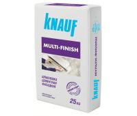 Шпаклівка Knauf Мульти-Фініш 25 кг