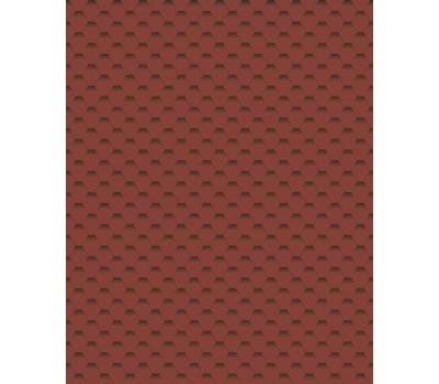 Битумная черепица Акваизол Мозаика (красный мак)