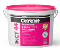 Фарба Ceresit CT 44 акрилова 10 л