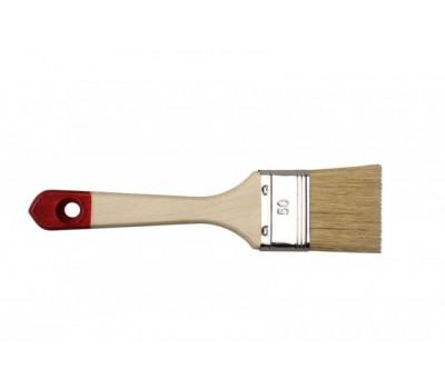 Кисть плоская Hardy *40* 25 мм (деревянная рукоять)