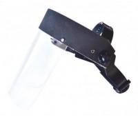 Маска защитная с пластиковым креплением