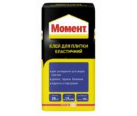 Клей для керамогранита Момент Эласт 25 кг