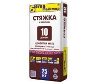 Суміш для стяжки підлоги Будмайстер Долівка-10 М-150 25 кг
