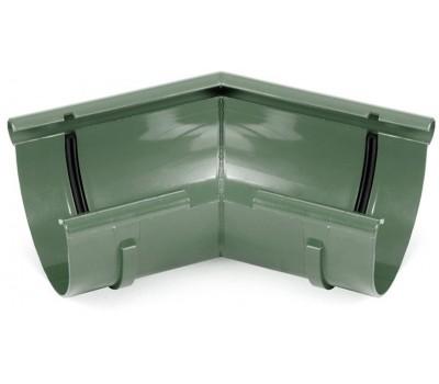 Угол внешний водосточный Bryza произвольный 125 мм (зеленый)