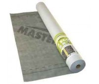 Мембрана супердиффузионная кровельная Masterplast Mastermax 3 Eco 1,5 x 50 м (115 г/кв.м)