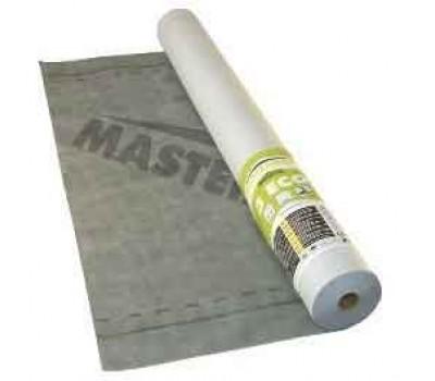 Мембрана супердифузійна покрівельна Masterplast Mastermax 3 Eco 1,5 x 50 м (115 г / кв.м)
