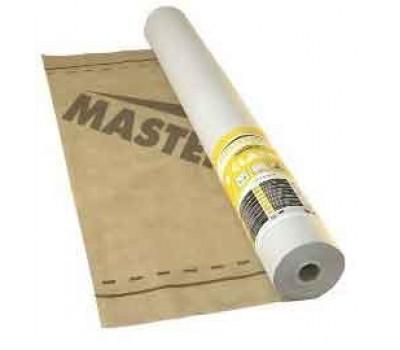 Мембрана супердиффузионная кровельная Masterplast Mastermax 3 Classic 1,5 x 50 м (135 г/кв.м)