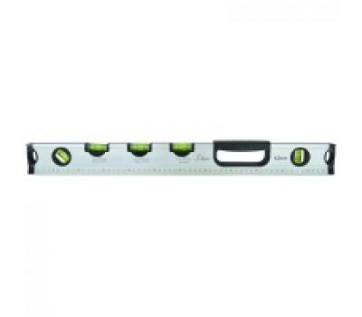 Уровень алюминиевый S-Line специальный 0,6 м (5 глазков)