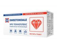 Пінополістирол екструдований Sweetondale Техноплекс 20 мм (1,2 x 0,6 м)