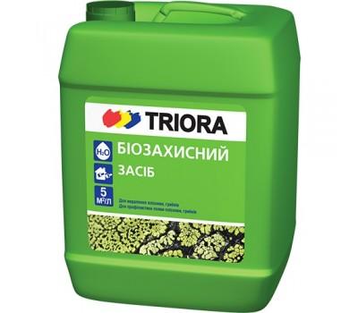 Грунтовка-біозахист для стін Triora 5 л