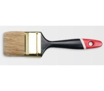 Кисть плоская Hardy *31* 63,5 мм (пластиковая рукоять)