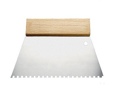 Шпатель японка Hardy A1 c деревянной ручкой 180 мм