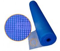 Сітка штукатурна Masterplast Fiberglass 50 м (145 г / кв.м)