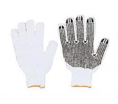 Перчатки рабочие Hardy хлопачтобумажные с вкраплением XL