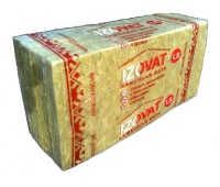 Минеральная базальтовая вата Izovat LS 50 мм (1 x 0,6 м) 6 м2
