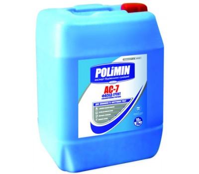 Грунтовкаглибокопроникаюча Polimin АС 7 (2 л)
