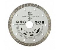 Круг отрезной Spitce Turbo алмазный 180 мм