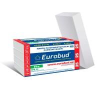 Пенопласт Eurobud Eco-25 40 мм (1 x 0,5 м)