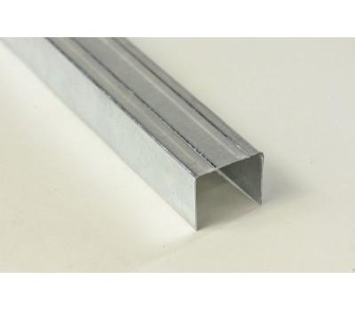 Профиль для гипсокартона UD 28/27 мм 0.55 мм 4 м