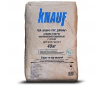 Гіпс будівельний Knauf Г-10 40 кг
