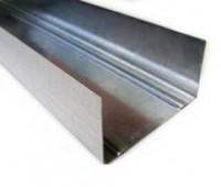 Профіль для гіпсокартону UW Направляючий стіновий 100/40 мм (3 м)