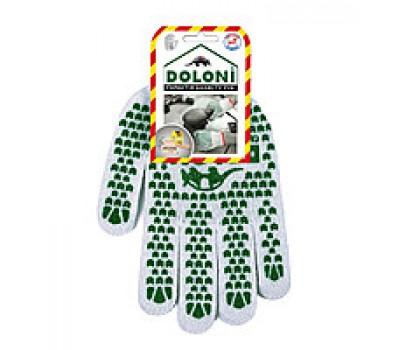 Перчатки рабочкие Doloni Bleached White