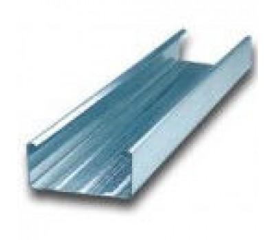 Профиль для гипсокартона CD Потолочный 60/27 мм 0.45 мм (4 м)