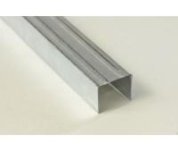 Профиль для гипсокартона UD 28/27 мм 0.45 мм 4 м