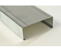 Профиль для гипсокартона CW 50/50 мм 0.4 мм 3 м