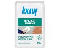 Штукатурка Knauf НР Старт Zement 25 кг