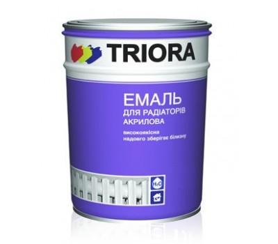 Эмаль для радиаторов Triora белый 0.8 л