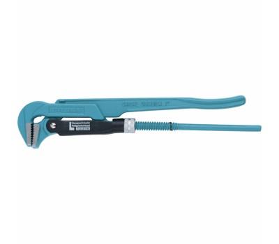 Ключ трубный рычажный Gross L №1 цельнокованый 320 мм